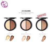 FOCALLURE FA05 FACE Bronzer & Highlighter Powder Palette