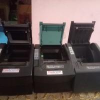 Printer Thermal Postronix TX98 roller cuter nya rusak tanpa adaptor