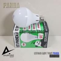 Lampu LED 7 Watt PANDA