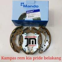 Harga Kampas Rem Travelbon.com