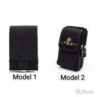 Tas Pinggang hp Pocket Bag Tempat hp pouch