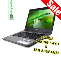 PROMO LAPTOP GAMING ACER E5-476G-CORE i5-8250U-VGA MX130-4GB-1TB MURAH