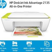 Printer HP Deskjet 2135 All In One (Print, Scan, Copy)