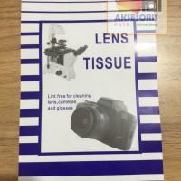 Tissue Lensa isi : 50 lembar