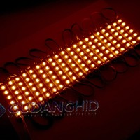 Lampu LED Strip Modul SMD 5630 / 5730 6 Mata Module 12V IP65