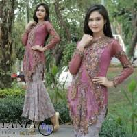 Harga kebaya modern payet duyung pink dan   WIKIPRICE INDONESIA