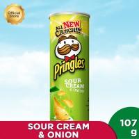 Pringles Sour Cream & Onion 107gr
