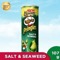 Pringles Salt & Seaweed 107gr