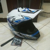 Helm Yamaha Trail Extreme Ride