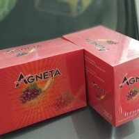 Agneta Red Wine 1 box isi 25 sachet