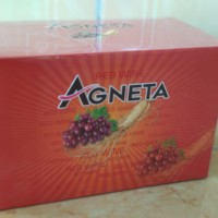 Agneta Red Wine 5 sachet kayak tricajus