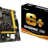 Biostar B450MHC (DDR4, Socket AM4)