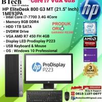 HP EliteDesk 800 G3 MT - 1ME93PA Core i7-7700/8GB/1TB/DVDRW/W10/3YR