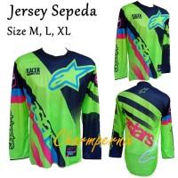 Baju Kaos Jersey sepeda astar Kereen