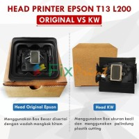 New Head Printer Epson Original L200 L100 t13 t13x tx121 tx121x tx101