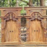 Harga Pintu Kayu Jati Travelbon.com