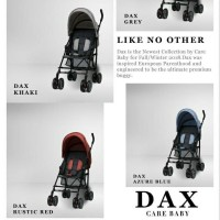 Stroller DAX Care FW18 Collection Kereta Bayi Buggy