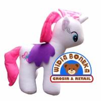 Boneka Kuda Poni / Little Poni 40 cm