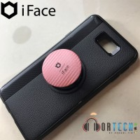 TA12 Case iFace with Popsocket Oppo F3 / F5
