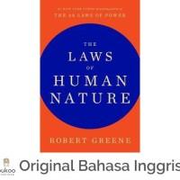 [ORI|Hardcover] The Laws of Human Nature - Robert Greene