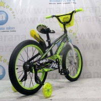 NEW SEPEDA Sepeda Anak Michel Viper BMX 5-8 Tahun 18 Inci Rangka Steel