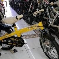 SEPEDA TREND sepeda anak 16 vigour united