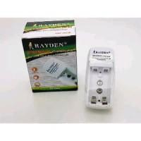 Rayden Charger Baterai BC-866 For AA AAA 9V Barang Oke