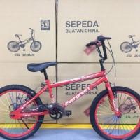 Sepeda Anak BMX 20 Evergreen