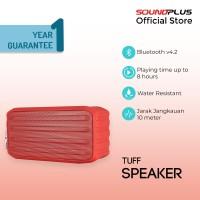 Soundplus - Tuff | Portable Speaker Bluetooth Murah Promo Splashproof