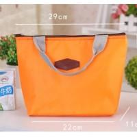 Iconic Insulated Lunch Bag Cooler WARNA WARNI -Tas Bekal Makan (GN210)