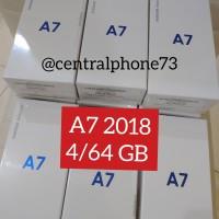 Samsung Galaxy A7 2018 (4/64GB) - Black