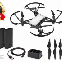 DJI Tello Ryze Tech Quadcopter Boost Combo/Drone DJI Tello 5MP ORI