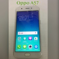 HP OPPO A57 Fullset SECOND ORI - GOLD