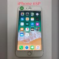 HP iPhone 6S PLUS 64GB NO FINGERPRINT SECOND BATANGAN ORI - GOLD