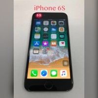 HP iPhone 6S 64GB NO FINGER SECOND BATANGAN ORI - GRAY