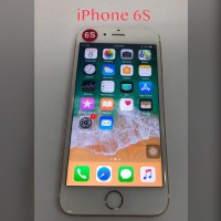 HP iPhone 6S 16GB NO FINGERPRINT SECOND BATANGAN ORI - ROSE GOLD