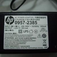 adaptor printer HP 1010 1515 2515 2545 4515 455mah 22v ORIGINAL spare