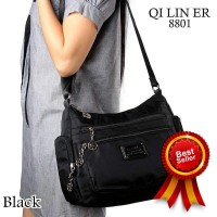 Tas Selempang Wanita Qi Lin Er 8801 Tas Cewek Kualitas Premium