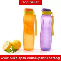 New Eco Bottle Ecer 1 Pcs Botol 1l 1lt 1ltr 1liter Free Strap Tali