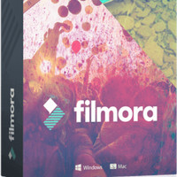 Filmora 8.6 for 1 Mac Original Lifetime Update