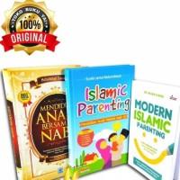 Buku Paket Modern Islamic Parenting Mendidik Anak Bersama Nabi