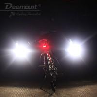 Harga murah meriah deemount lampu sepeda led taillight 120 lumens aqy   WIKIPRICE INDONESIA