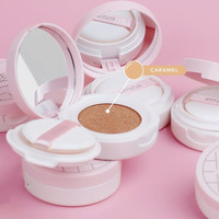 Emina Bare With Me Mineral Cushion Caramel