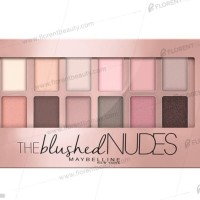 Maybelline The Blushed Nude Eyeshadow Pallete