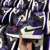 AJ 1 HIGH COURT PURPLE