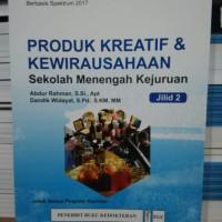Produk Kreatif Dan Kewirausahaan untuk SMK Jilid 2
