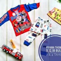 Harga fashion anak cowok setelan piyama cowok tomas | antitipu.com