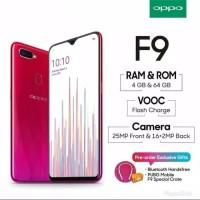 HP Oppo F9 4/64 F9 RAM 4GB ROM 64GB, resmi Alter Vivo V11 Pocophone F1
