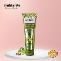 Mustika Ratu Anti Pollution Zaitun Peel Off 60gr Masker Wajah