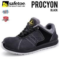 Safetoe Procyon L7331 Sepatu Safety Shoes Metal Free Composite Sport